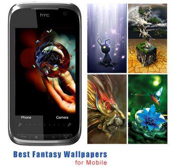زیباترین پس زمینه های فانتزی برای گوشیهای تلفن همراه