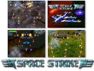 بازی جذاب جنگ فضایی و نجات جهان در بازی Space Strike 1.0