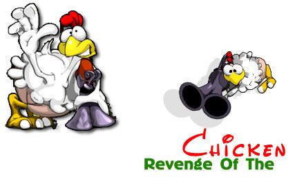 بازی جذاب خروس تیرانداز Revenge Of The Chicken