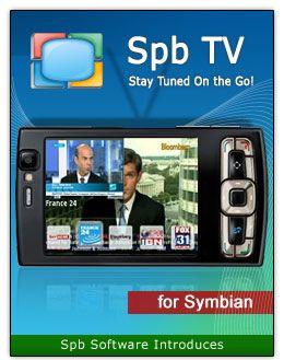 دریافت شبکه های ۱۷ کشور با Spb TV v1.05.1103 – سیمبیان سری ۶۰ ویرایش ۳و۵