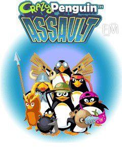 بازی موبایل جدید Crazy Penguin Assault با فرمت جاوا
