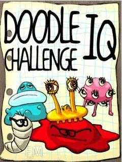 بازی موبایل تست IQ با Doodle IQ Challenge با فرمت جاوا