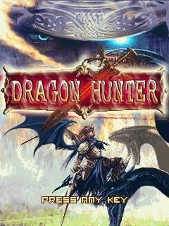 بازی موبایل بسیار زیبای Dragon Hunter به صورت جاوا