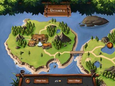 بازی موبایل Heroes of Kalevala برای گوشی های نوکیا
