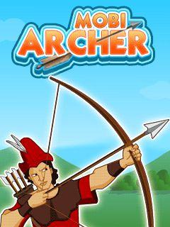 بازی موبایل جدید و جالب Mobi Archer به صورت جاوا