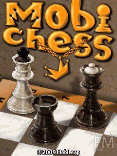 بازی شطرنج برای موبایل MobiChess با فرمت جاوا
