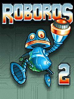 بازی موبایل Roboros 2 به صورت جاوا برای دانلود