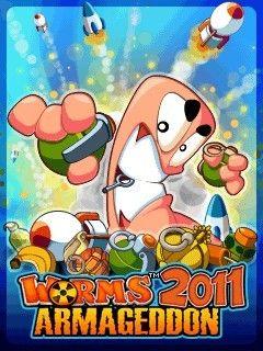 بازی بسیار زیبا و معروف Worms 2011 Armageddon به صورت جاوا