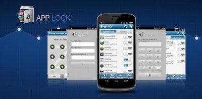 دانلود نرم افزار قفل برنامه ها با APP Lock V1.21 – آندروید