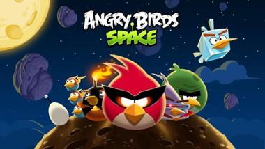 دانلود بازی پرندگان خشمگین در فضا Angry Birds Space – آندروید