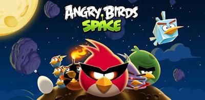 دانلود بازی جدید پرندگان خشمگین Angry Birds Space HD v1.0.1 – آندروید