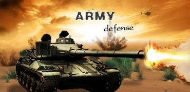 دانلود بازی زیبا و سرگرم کننده Army Defense v1.0.0 – آندروید