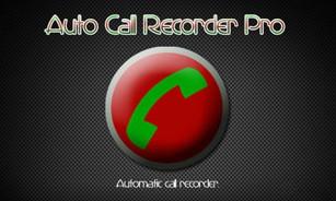 نرم افزار ضبط خودکار تماس دریافتی در آندروید با Auto Call Recorder Pro v2.21