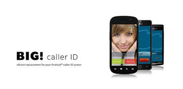 نرم افزار نمایش کامل اطلاعات تماس گیرنده با BIG! caller ID 1.8.0 – آندروید
