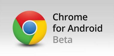 دانلود مرورگر فوق العاده کروم Chrome Beta v0.18.4409.2396 – آندروید