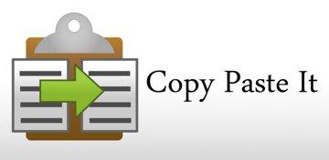 دانلود نرم افزار کاربردی Copy Paste It v4.1 برای آندروید