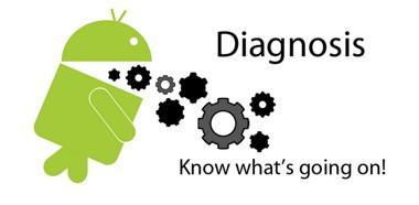 نرم افزار مشاهده اطلاعات با Diagnosis Pro – System Information v0.7.8- آندروید