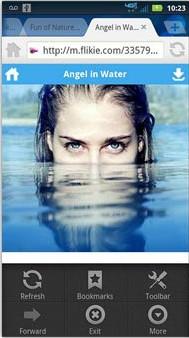 دانلود مرورگر قدرتمند Dolphin Browser HD v7.3.0 برای آندروید