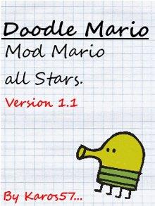 دانلود بازی موبایل معروف Doodle Mario – بازی جاوا