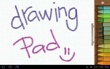لذت نقاشی کردن با Drawing Pad v1.2.84 برای آندروید