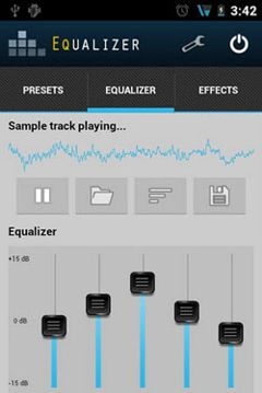 نرم افزار اکولایزر حرفه ای Equalizer v3.0.2 برای آندروید