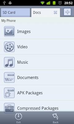 نرم افزار مدیریت فایل ها با File Expert Pro V4.1.6 – آندروید
