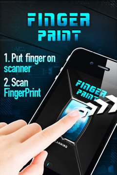 باز کردن گوشی خود با اثر انگشت با نرم افزار Fingerprint v1.00  – سیمبیان ۳