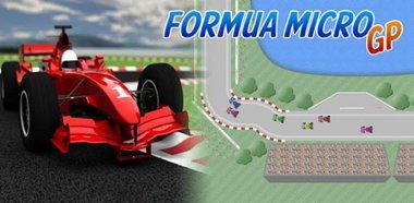 دانلود بازی فرمول ۱ فوق العاده Formula Micro GP (F1 Game) v1.0- بازی اندروید