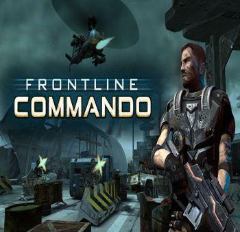 دانلود مستقیم بازی آندروید خط مقدم Frontline Commando v1.0.2