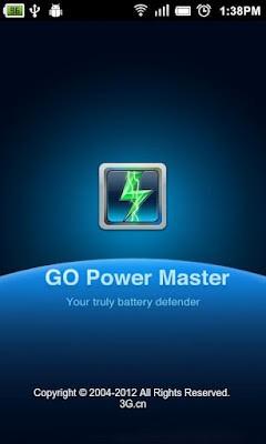 نرم افزار کاهش مصرف باتری با GO Power Master v1.21 – آندروید