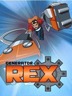 بازی موبایل بسیار زیبا Generator Rex به صورت جاوا