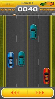 دانلود بازی رایگان سیمبیان ۳ با نام  Highway Racer 1.00