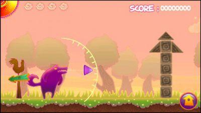 دانلود بازی موبایل نوکیا سیمبیان ۳ : Huff and Puff