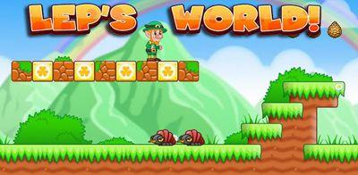 دانلود بازی فوق العاده زیبا و سرگرم کننده Lep's World – آندروید