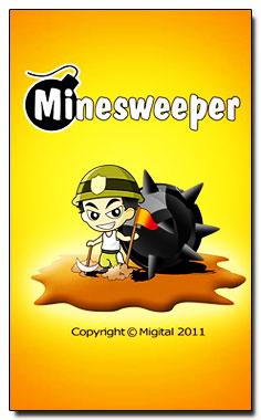 بازی آندروید جذاب و بسیار زیبا Minesweeper Lite