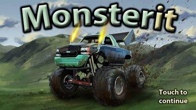 بازی زیبا و فوق العاده Monsterit برای نوکیا سیمبیان ۳ و سری ۶۰ ورژن ۵