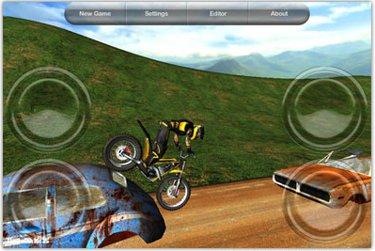 دانلود بازی فوق العاده Motorbike HD v 3.0.1 برای آیفون و آیپاد تاچ