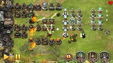 دانلود بازی Myth Defense LF برای گوشی های اندروید ۱٫۵ به بالا
