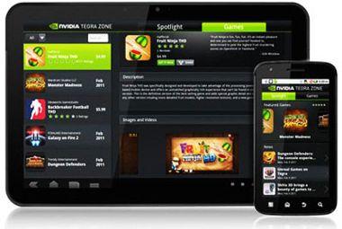 اجرای آسان و روان بازی های HD در آندروید – NVIDIA Tegra Zone 1.0