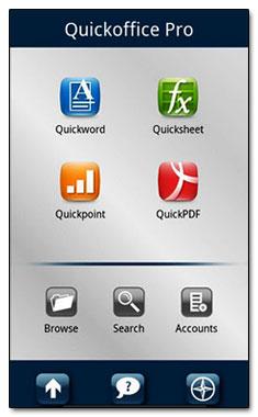 دانلود نرم افزار کامل آفیس برای آندروید – OfficeSuite Pro v5.5.730