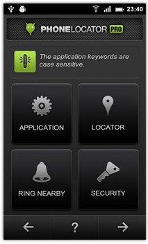 دانلود نرم افزار امنیتی آندروید – PhoneLocator Pro v4.5.3