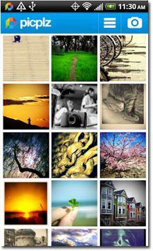 نرم افزار فوق العاده ویرایش تصاویر Picplz v2.34 مخصوص آندروید