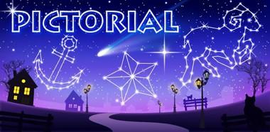 دانلود بازی فوق العاده ساخت اشکال ستارگان Pictorial v1.0.3 – آندروید