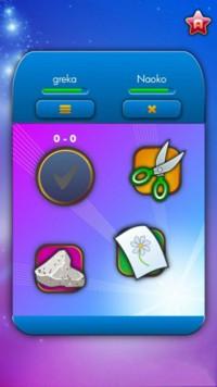 دانلود بازی معروف سنگ ، کاغذ ، قیچی – RockPaperScissors 1.10 برای نوکیا