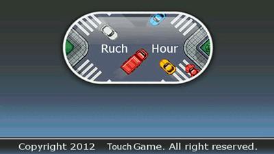 بازی موبایل سرگرم کننده Ruch Hour برای نوکیا سری ۶۰ ورژن ۵