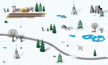 دانلود بازی سرگرم کننده Siberdrome با استفاده از شتاب سنج برای نوکیا