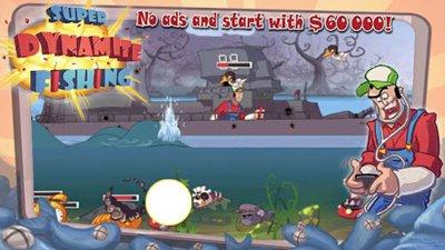 دانلود بازی Super Dynamite Fishing Premium v1.1.3 – آندروید