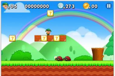 بازی زیبا و جالب Super Jump World Plus v1.1 برای آیفون و آیپاد تاچ