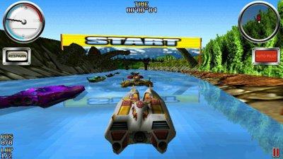 دانلود بازی گوشی های نوکیا سیمبیان ۳ – Wave Blazer