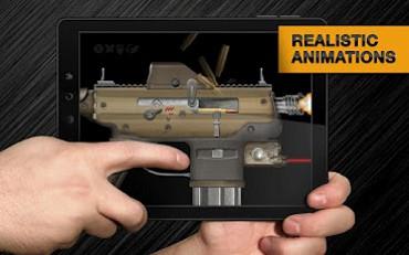 دانلود بازی شبیه ساز اسلحه Weaphones: Firearms Simulator v1.0.2 – آندروید